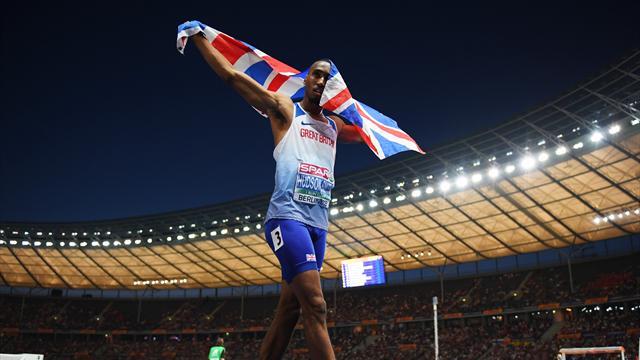 Hudson-Smith écrase le 400m, les frères Borlée signent un podium symbolique