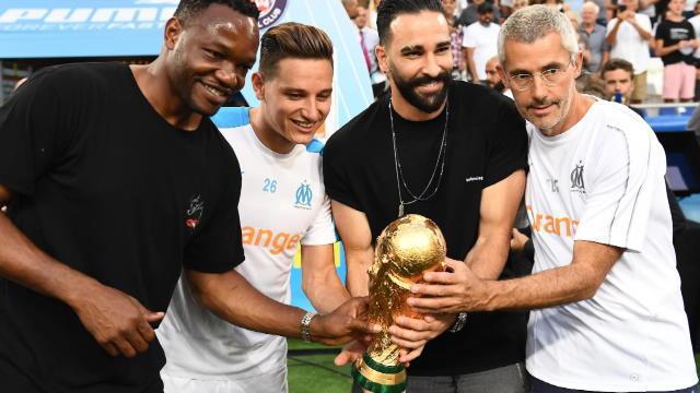 """Thauvin : """"La Coupe du Monde ? Ça change un homme..."""""""