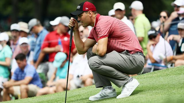 Kaymer schafft Cut bei der PGA Championship