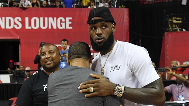 James mit Lakers im November nach Cleveland - Nowitzki vier Mal gegen Schröder