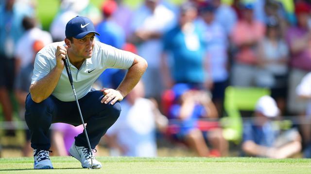 PGA Championship, secondo giro sospeso per maltempo. Woodland resta al comando, Molinari in corsa