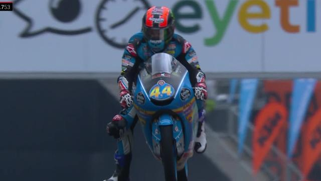 Moto3 in Spielberg: Die letzten Minuten im 3. Freien Training