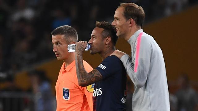 """Tuchel schwärmt von Neymar: """"Er ist ein Künstler"""""""
