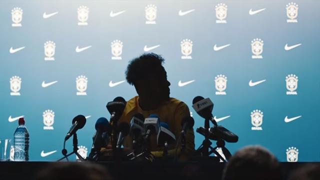 Неймар, Коутиньо и Де Брёйне снялись в рекламе Nike, которая оказалась настоящим хоррор-муви