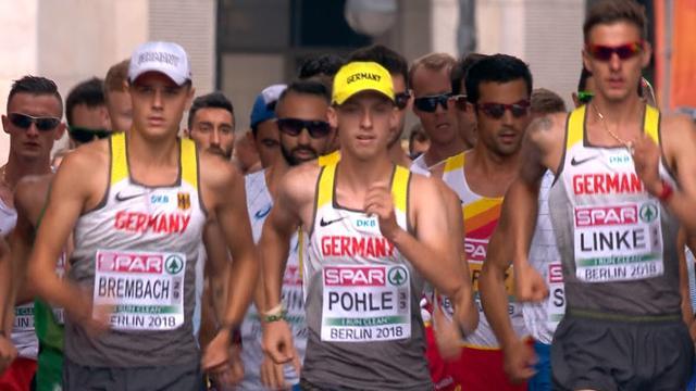 Massimo Stano sfiora il bronzo nella marcia! Alvaro Martin vince la 20 km