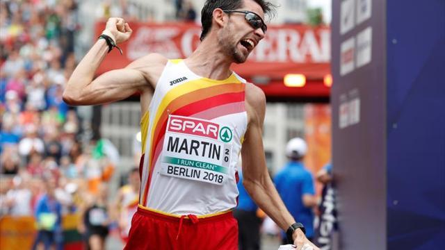 Sánchez felicita a los atletas españoles que lograron hoy medalla en Berlín