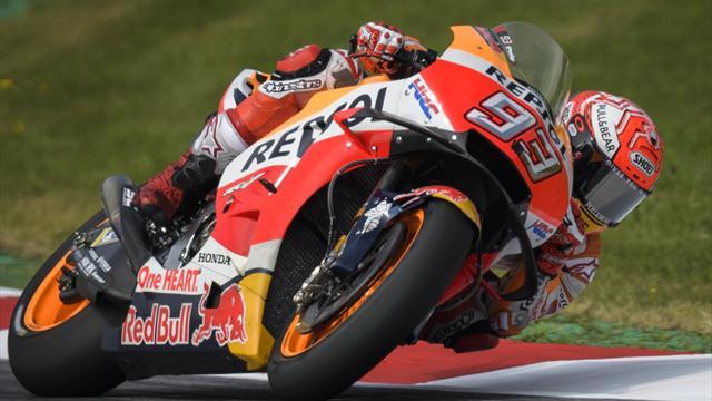 Marquez a dompté Ducati