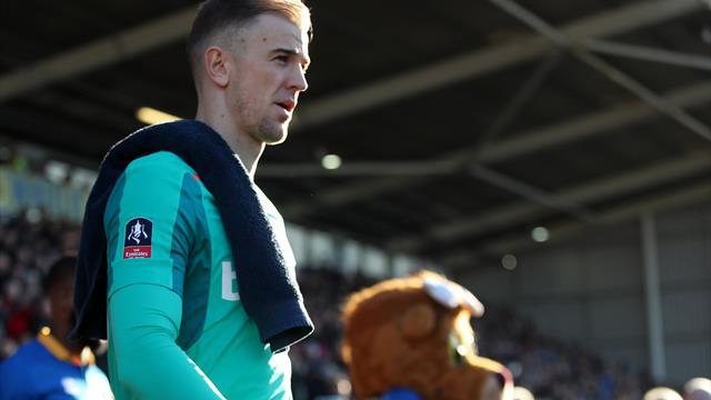 Gunn says Burnley move can be good for Hart