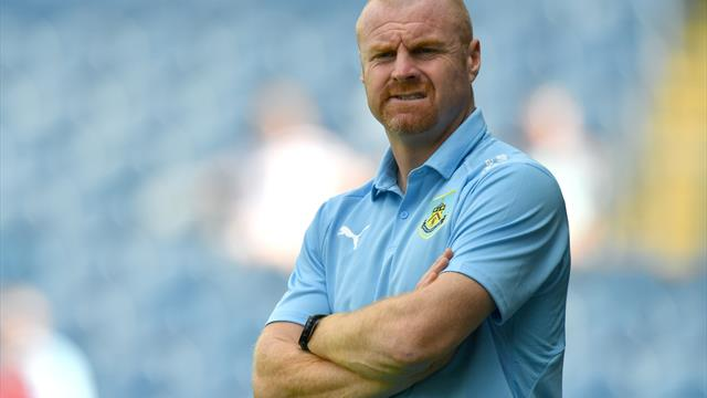 Dyche braced for testing spell as understrength Burnley battle on two fronts