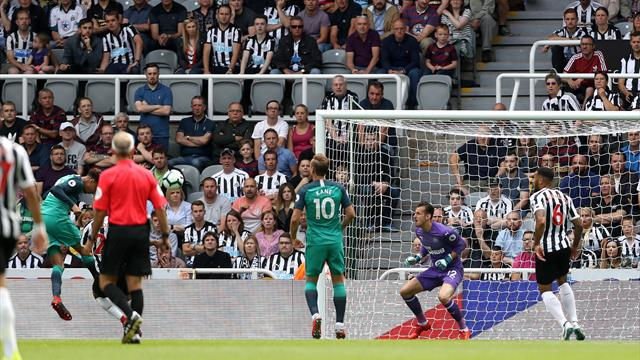Tottenham shrug off World Cup rust to win at Newcastle
