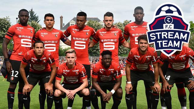 """""""Rennes pourrait faire les frais de la Ligue Europa et des départs"""""""