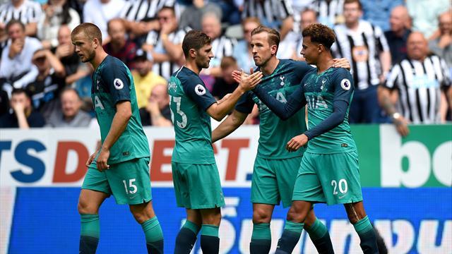 Tottenham mit erfolgreichem Saisonstart