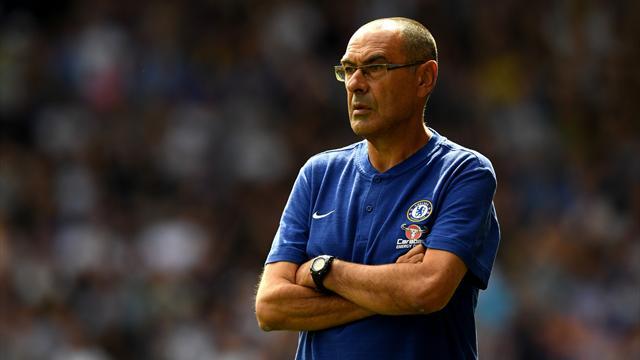 """Sarri: """"Higuain? Piccolo rimpianto, ma il Chelsea ha qualità. De Laurentiis? Gli manco"""""""