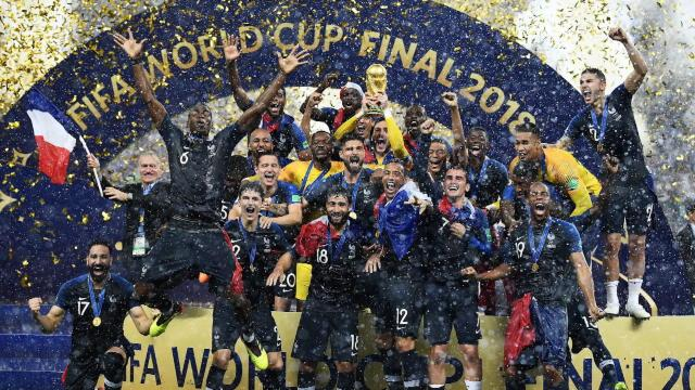 """1e j. - Nkunku : """"Très important d'avoir des champions du Monde dans le groupe"""""""