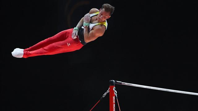 European Championships: DTB-Riege auf Rang vier - Sieg an Russland