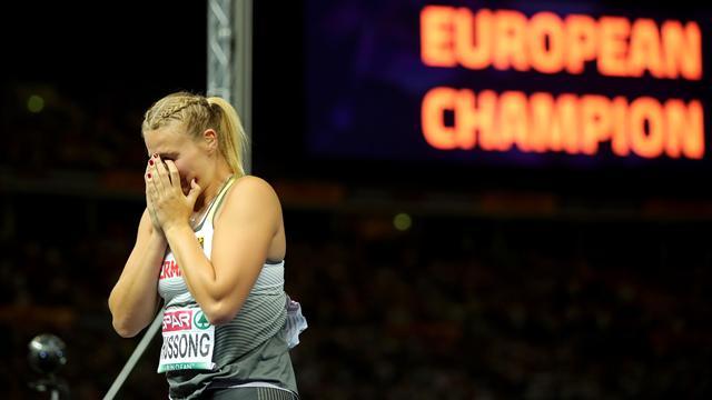 Nach EM-Gold: Hussong in der Weltspitze angelangt