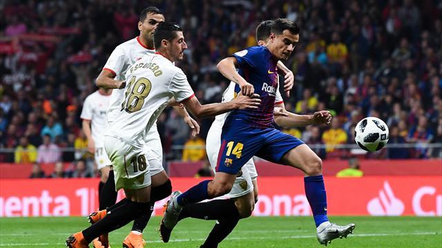 Eurosport sänder spanska supercupfinalen