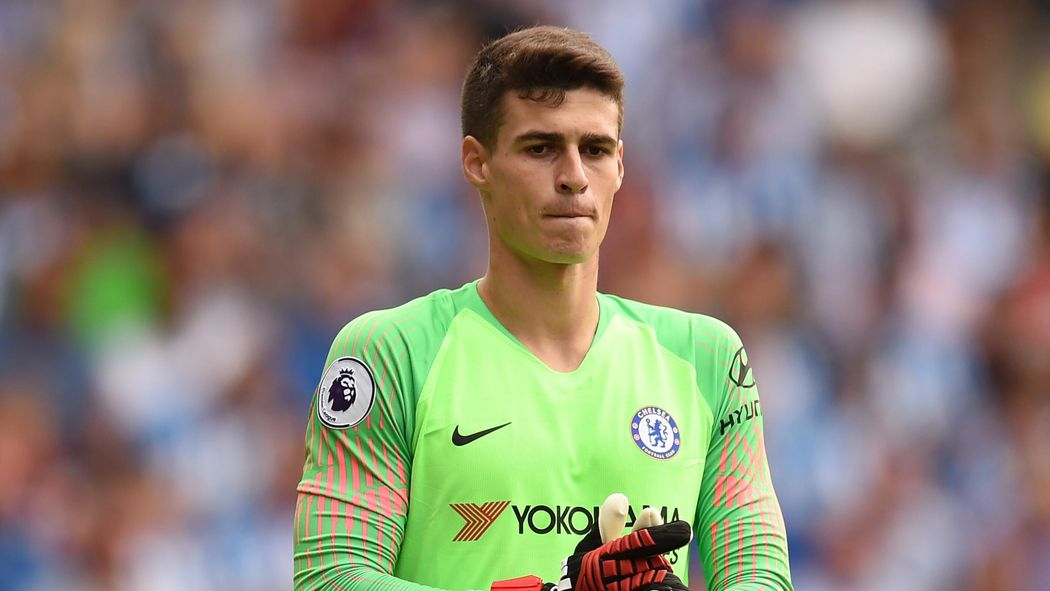 Debut Watch A Solid Start For Kepa Arrizabalaga Against Toothless Terriers Premier League   Football Eurosport