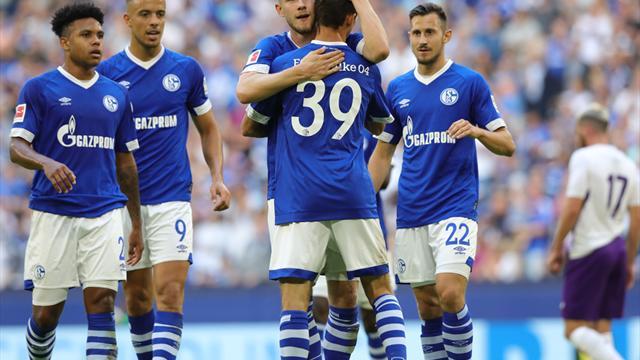 Sieg gegen Florenz: Schalke in guter Form