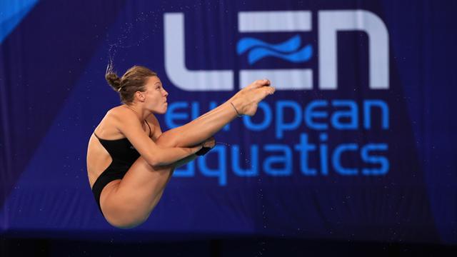 GB's Blagg produces brilliant dive for silver