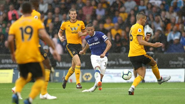 Everton, une première frustrante