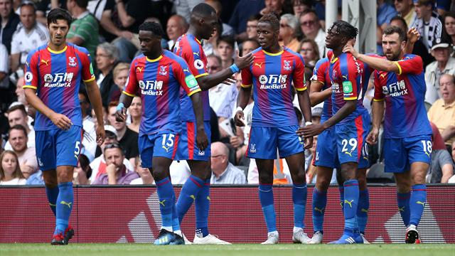 Palace take their chances as Fulham come up short