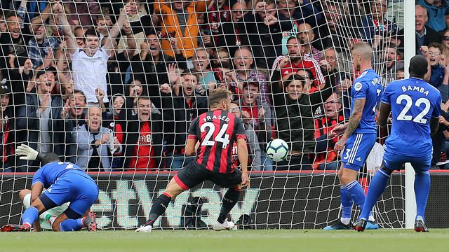 Bournemouth begin with a win against new boys Cardiff