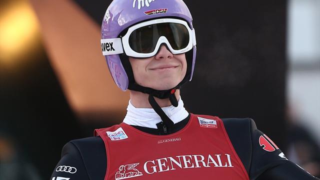 Sommer-Grand-Prix: Wellinger enttäuscht, Geiger auf Platz sechs