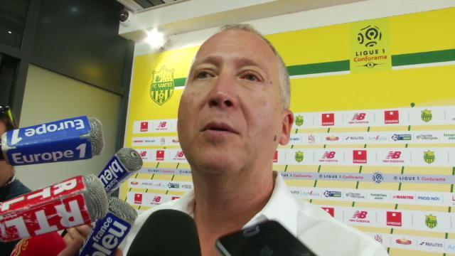 Vasilyev : «Le transfert de Baldé ? C'est en bonne voie»