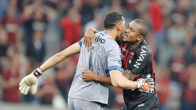 Ceará y Paranense siguen hundidos en la clasificación tras un empate sin goles