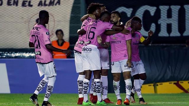 Macará gana y sube al liderato e Independiente derrota al campeón, Emelec