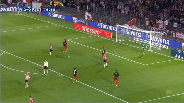 Pays-Bas - Lozano creuse l'écart pour le PSV avec un 3e but