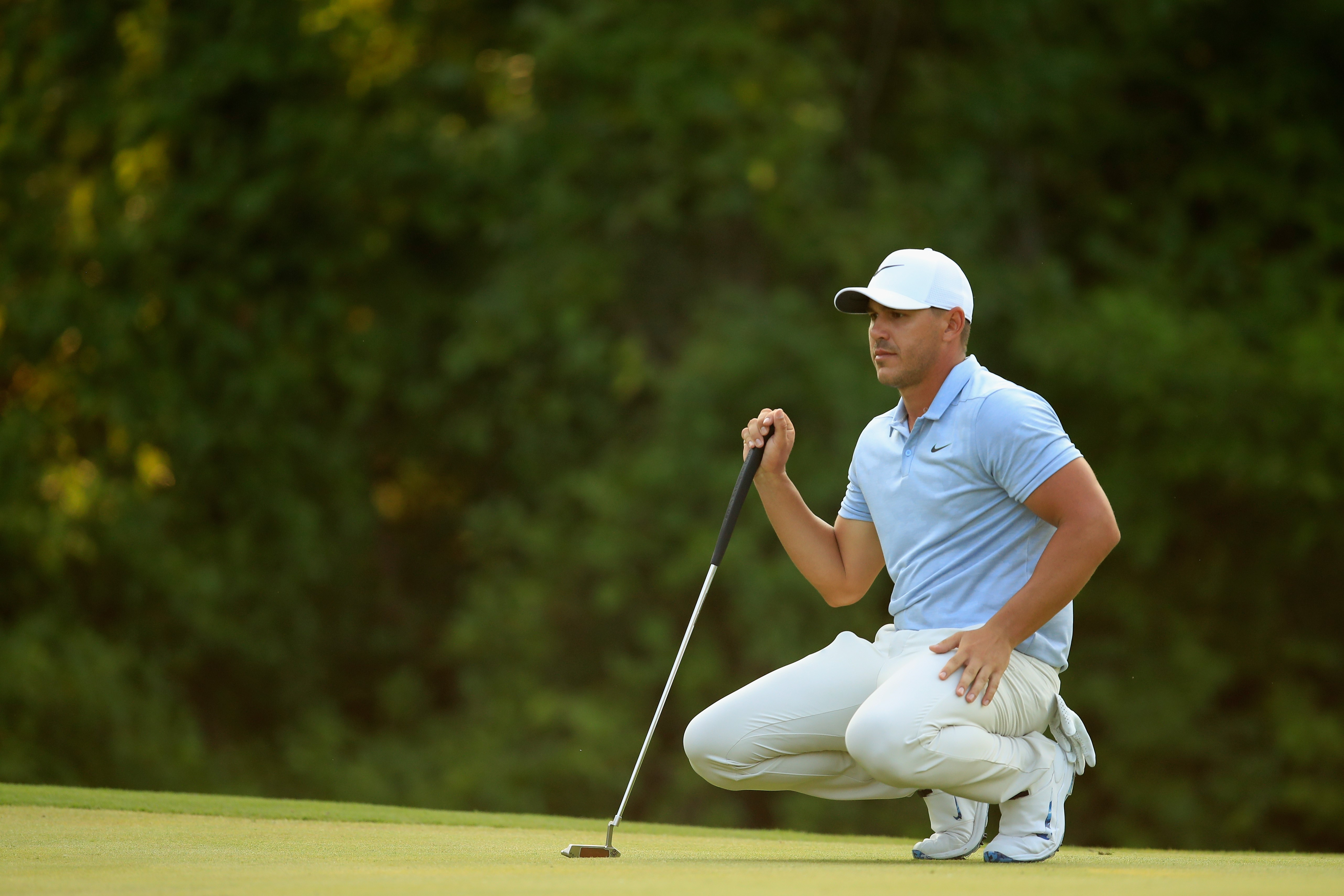 Brooks Koepka lors du 3e tour - US PGA 2018