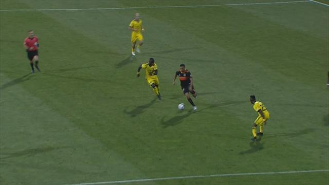 Columbus Crew-Houston Dynamo 1-0, gli highlights