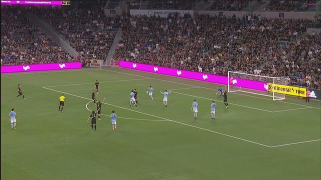 Los Angeles FC-Sporting Kansas City 0-2, gli highlights