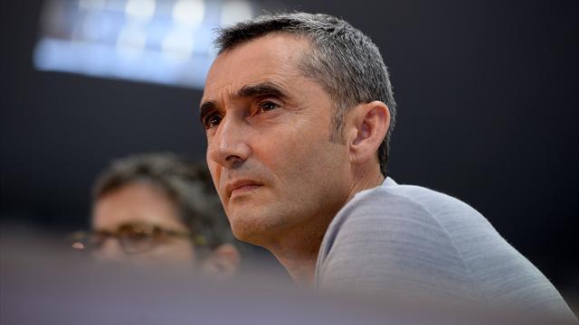 """Valverde : """"Je compte sur Dembélé"""""""