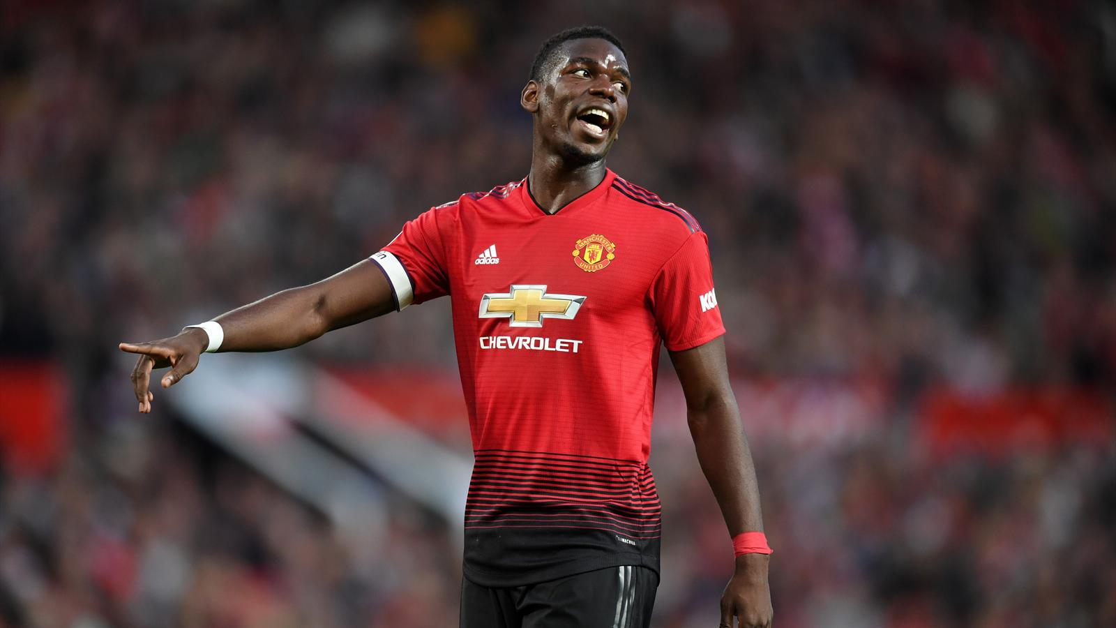 Jose Mourinho Confirms Paul Pogba Will Captain Manchester