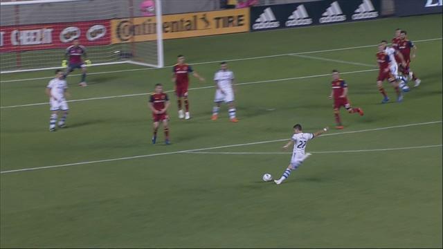MLS: Real Salt Lake - Montreal Impact (Özet)