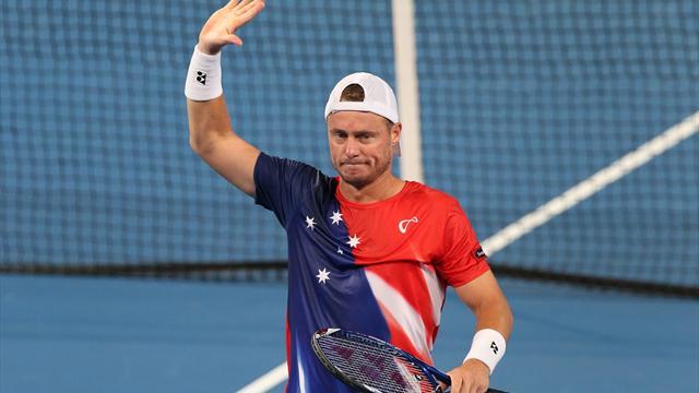 Australische Tennis-Größen gegen geplante Davis-Cup-Reform