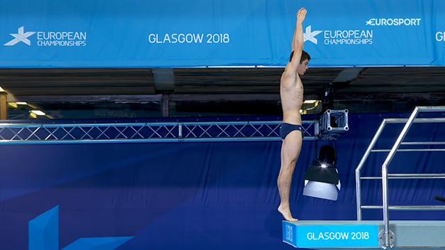 Vladimir Barbu in finale nella piattaforma 10 metri: riguarda tutti i suoi tuffi