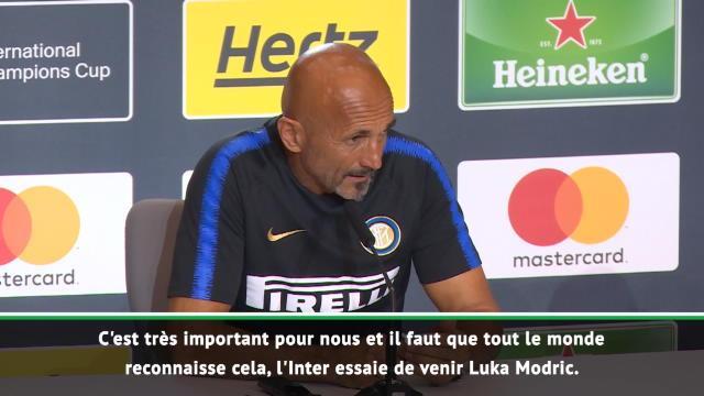 Inter - Spalletti de moins en moins optimiste sur le dossier Modric