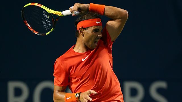 Après sa victoire à Toronto, Nadal renonce à Cincinnati