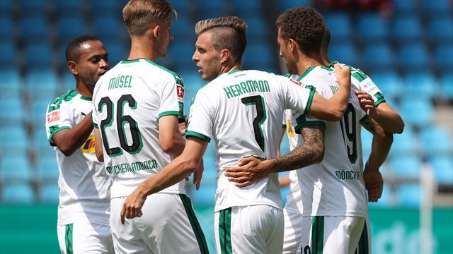 Mönchengladbach gewinnt Testspiel gegen Fünftligisten