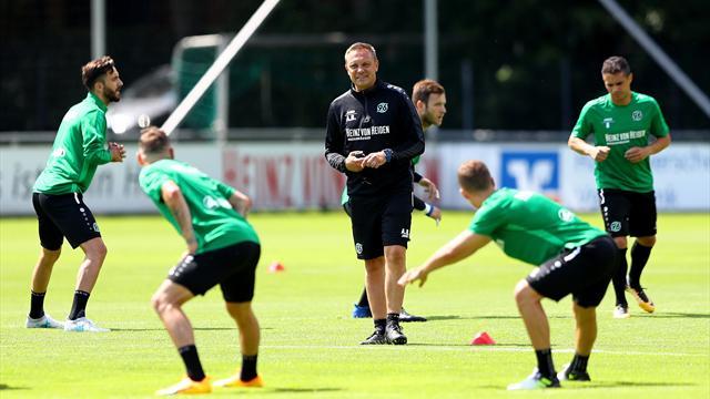 """""""Mehr geht nicht"""": 96 plant Zukunft mit Coach Breitenreiter"""