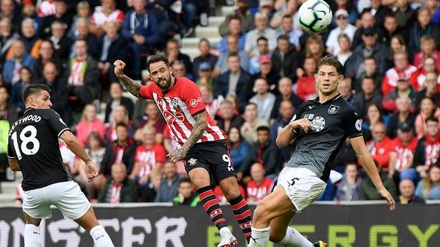 Ings makes debut as Saints draw at home to Burnley