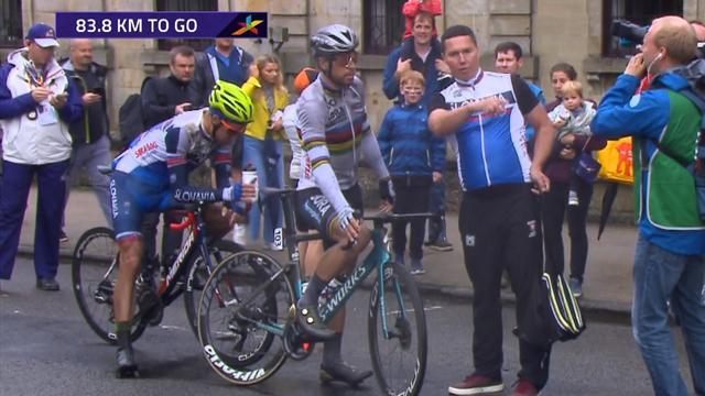 """""""Muss mich noch erholen"""": Sagan gibt wegen Rückenschmerzen auf"""