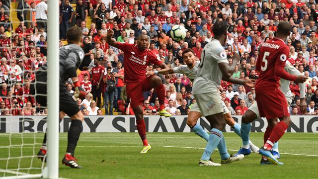 Liverpool mit lockerem Auftaktsieg - natürlich mit Salah-Tor