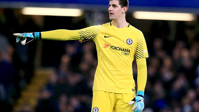 Courtois would have stayed at Chelsea if family were in London – agent