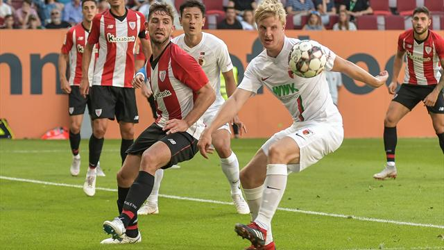 Augsburg verliert Härtetest gegen Bilbao
