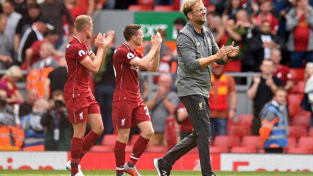 «Ливерпуль» – очевидный фаворит АПЛ. Клопп подвинет «Манчестер Сити» с вершины
